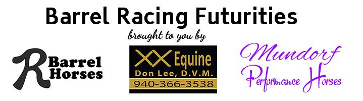 Barrel Racing Futurities