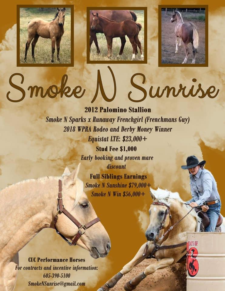 Smoke N Sunrise