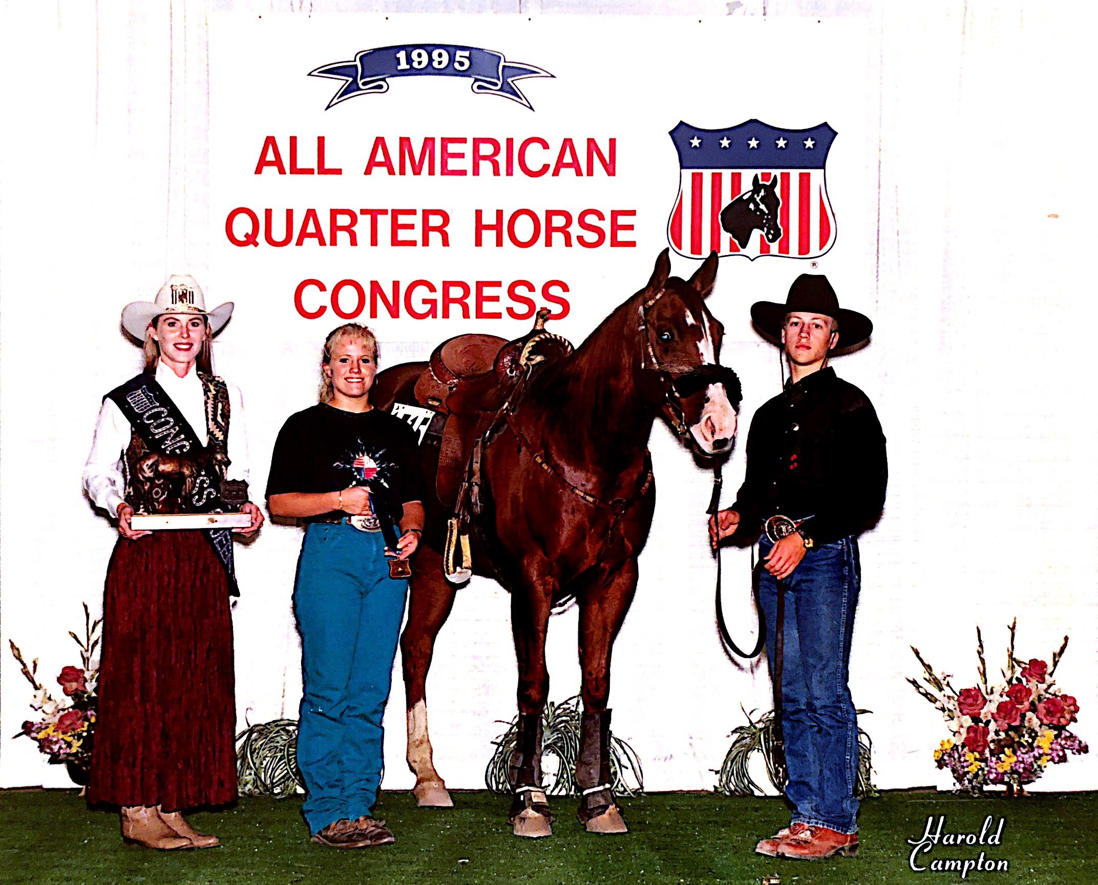 Pete Oen Bodoc Salona 1997 AQHA Congress